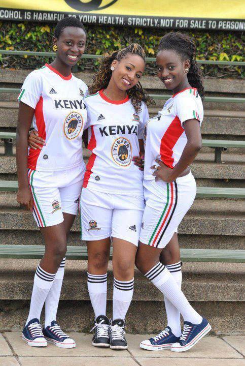 Kenyan chics